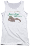 Juniors Tank Top: Tootsie Roll - Junior Mints Logo Tank Top