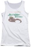 Juniors Tank Top: Tootsie Roll - Junior Mints Logo Tank Top