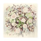 Wedding Flowers Giclée-tryk af Alison Cooper