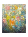 Daydream - after the Music of Max Reger, 2014 Giclee Print by Annael Anelia Pavlova