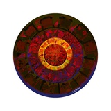 Horologio Giclee Print by Xavier Cortada