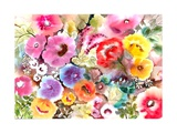 Top of the Morning Giclee Print by Neela Pushparaj