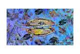 Florida Diatoms Giclee Print by Xavier Cortada