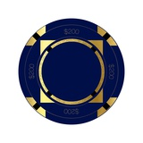 Pokerchip $200, 2015 Giclee Print by Francois Domain