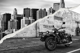 Dual Torn Posters Series - New York City Wall Mural by Philippe Hugonnard