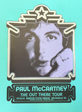 Paul McCartney Serigraph by  Print Mafia