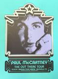 Paul McCartney Serigraph by  Print Mafia