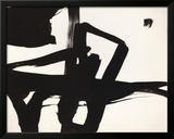 Untitled, 1950 Framed Giclee Print by Franz Kline
