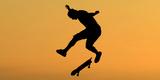 Feature Sport Skateboarding Hoffart Reproduction photographique par Mike Blake