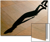 Skateboarder Performs During an Exhibition in Mallorca Kunstdrucke von Dani Cardona