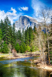 Half Dome Photographic Print by  garytog