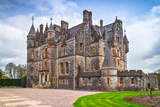 Historic Blarney Mansion at the Castle in Co. Cork, Ireland Photographic Print by Patryk Kosmider