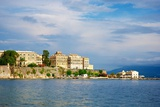 Corfu Town Greece Photographic Print by  ancymonek