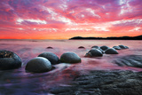 Moeraki Boulders Photographic Print by  Fyle
