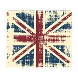 U.K. Flag Plakater af eva's place