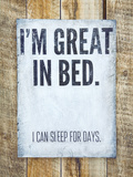 Vintage Funny Motivational Poster. Home Decoration Posters by  Jusakas
