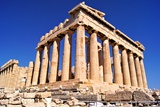 The Ancient Parthenon, the Acropolis, Athens, Greece Photographic Print by  Jenifoto