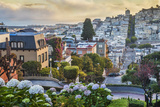 Early Morning in San Francisco Photographic Print by  Marek