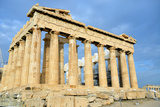 Parthenon on the Acropolis in Athens Photographic Print by  Pavle