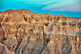 Badlands Erosion Photographic Print by Tomasz Zajda