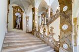 Salzburg Residenz Palace in Salzburg, Austria. Photographic Print by Anibal Trejo
