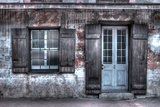 French Quarter House Photographic Print by  dendron