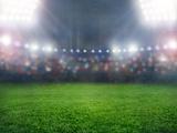 Stadium in Lights Photographic Print by  natara