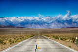 Eastern Sierras Photographic Print by  garytog