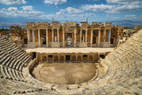 Hierapolis Theater 2013 Photographic Print by  colabock