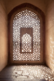 Architecture Details of Humayun's Tomb, Delhi, India. Photographic Print by  eermakova