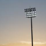 Stadium Lights Photographic Print by  tenglao