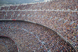 Stadium Photographic Print by Andrey Burmakin