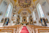 Saint Anthony of Padua in Rietz, Austria. Photographic Print by Anibal Trejo