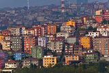 Istanbul Suburb Cityscape Photographic Print by  EvanTravels