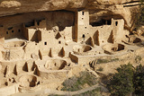 Cliff Palace, Mesa Verde National Park, Colorado Photographic Print by  Donyanedomam