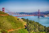 Golden Gate Bridge Photographic Print by  garytog