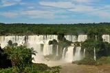 Iguassu Falls, Brazil Photographic Print by Arnaldo Jr