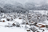 Shirakawa Go Photographic Print by  psstockfoto