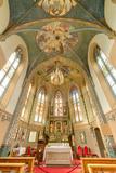 Mariahilf Church in Motz, Austria Photographic Print by Anibal Trejo