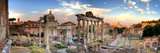 Rome Hdr Panoramic View Photographic Print by  zardo