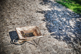 Wheelbarrow in Hdr Tone Photographic Print by Gabriele Maltinti