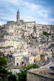 Matera, the City of Stones Photographic Print by  sabino parente