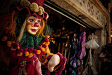 Clown Marionette Photographic Print by  EvanTravels