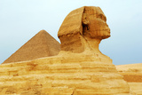 The Sphinx and Pyramids Photographic Print by  dmitryabaza