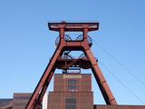 Zollverein Coal Mine Industrial Complex - Essen, Germany Photographic Print by Takashi Images