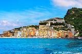 Portovenere - Liguria Italy Photographic Print by Alberto Masnovo