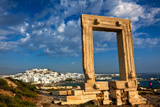 Portara - Naxos, Greece Photographic Print by  EvanTravels