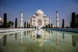 Taj Mahal Photographic Print by  stocktributor