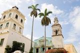 Belen Convent, Havana Photographic Print by  imagesef