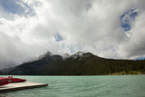 Lake Louise Banff Photographic Print by  nickjene